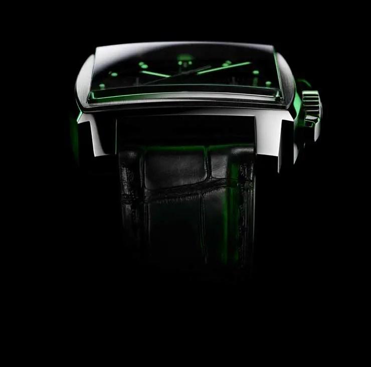 740.2 Tag Heuer Monaco Green Dial