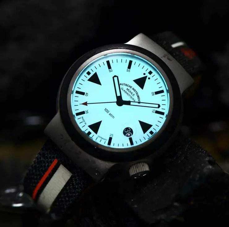 740.4 Der S.A.R. Rescue-Timer LUMEN