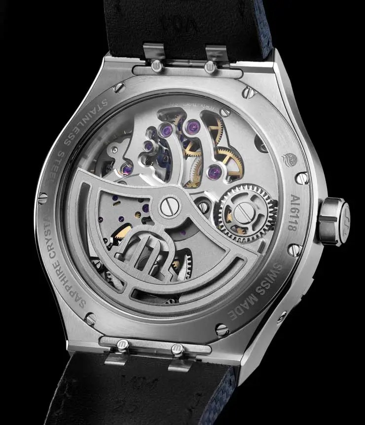 740.rs Maurice Lacroix Aikon Master Grand Date