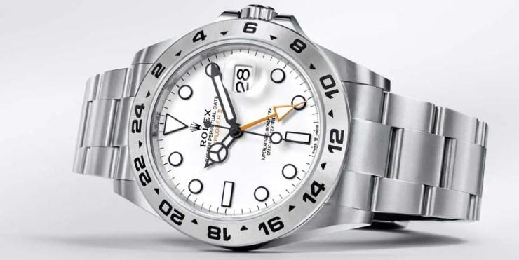 1140.Rolex Explorer II
