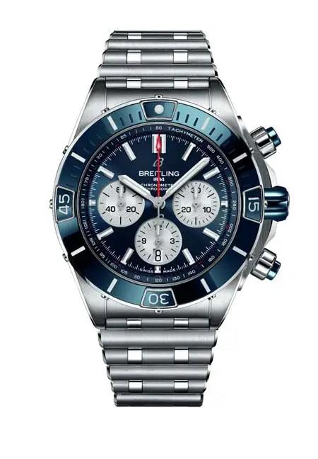 Breitling Super Chronomat B01 44_Ref. AB0136161C1A1, € 7.900