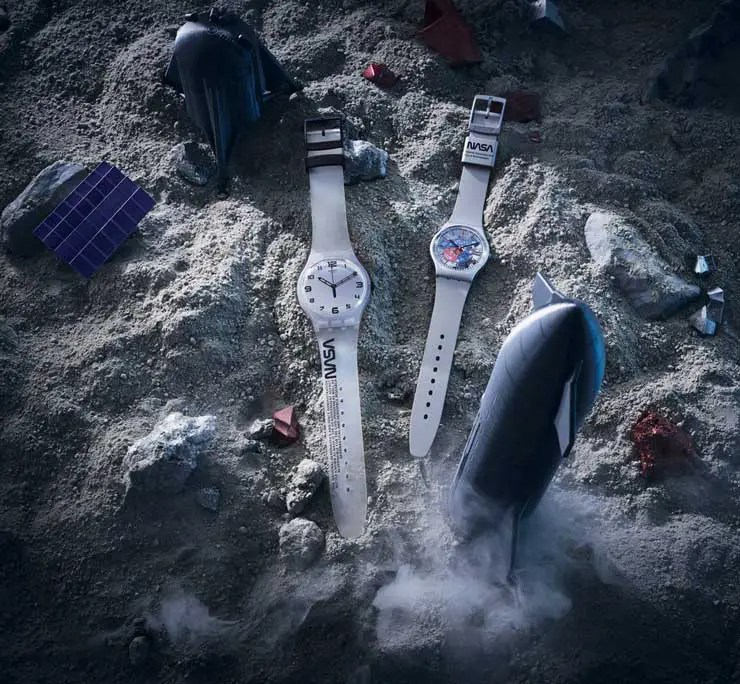 740.1 Swatch BioCeramic als Swatch Space Collection