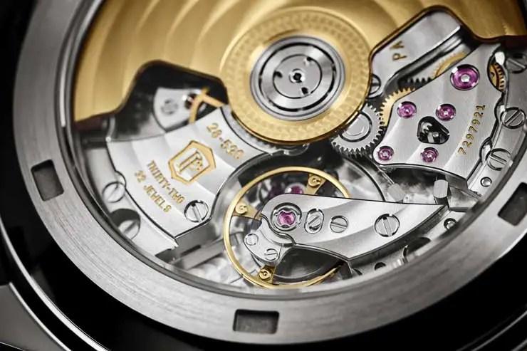 740.4 bl Patek Philippe Aquanaut Chronograph