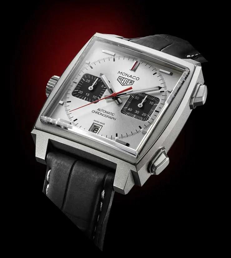 740. TAG Heuer Monaco Titan Limited Edition