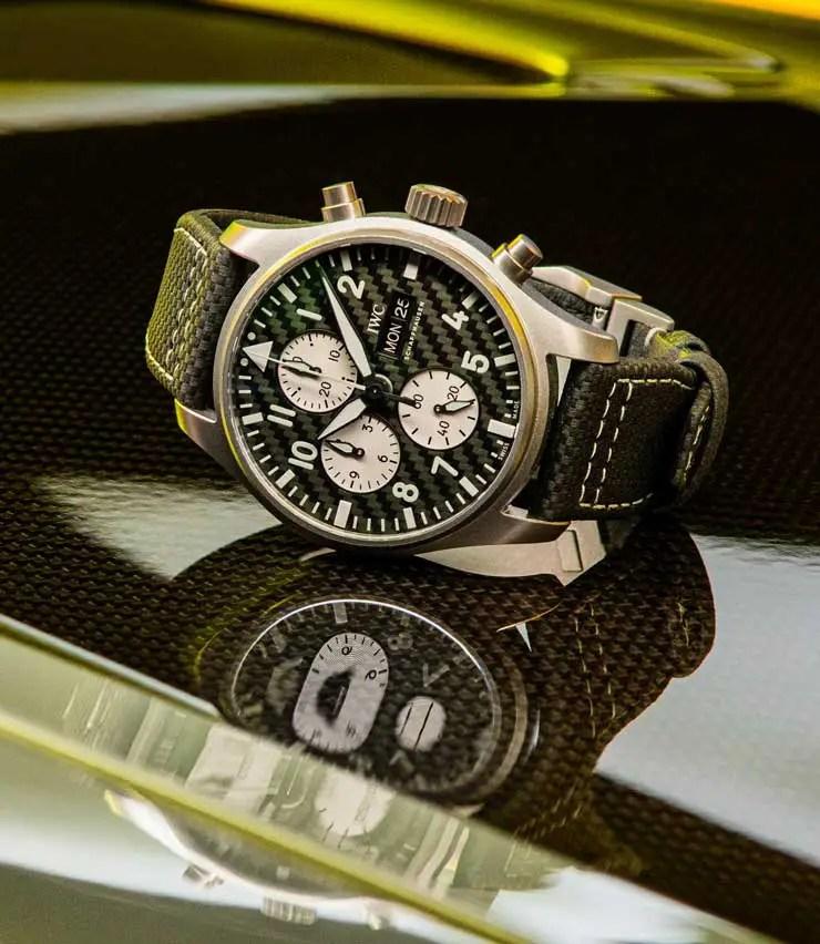740.iIWC Pilot´s Watch Chronograph Edition AMG