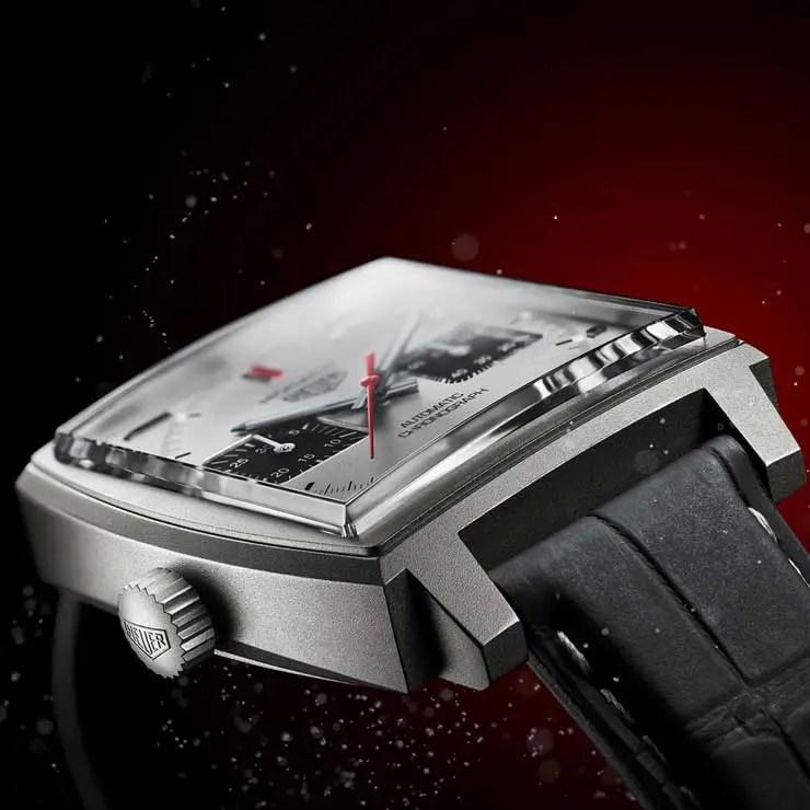 740 TAG Heuer Monaco Titan Limited Edition
