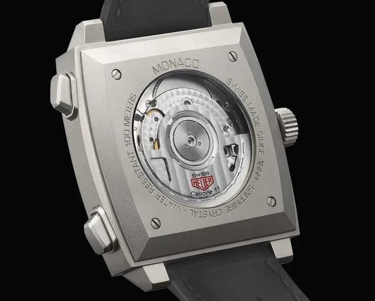 740Die TAG Heuer Monaco Titan Limited Edition