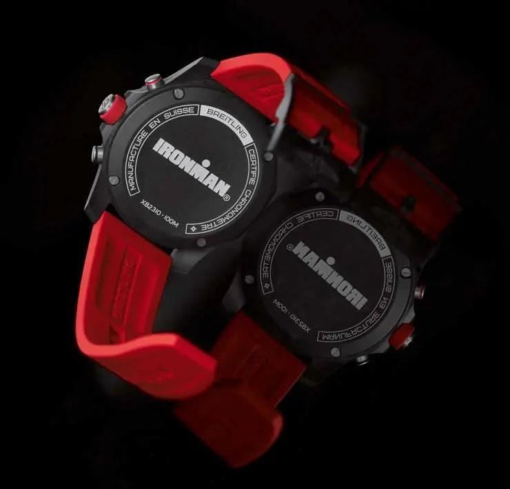 740.03 caseback Endurance Pro Ironman