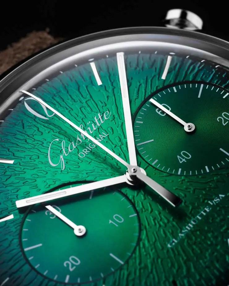 740 Glashütte Original Sixties Chronograph Jahresedition 2021