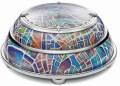 patek philippe, pendulette de table, réf: 25015m 001