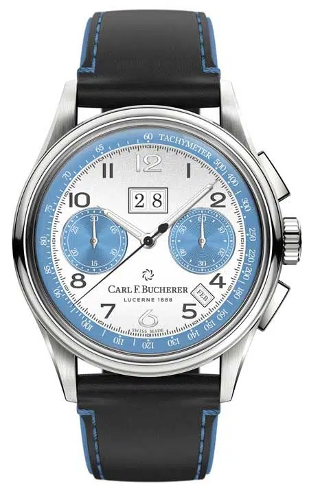 450 Carl F. Bucherer Heritage BiCompax Annual ONLY WATCH Edition