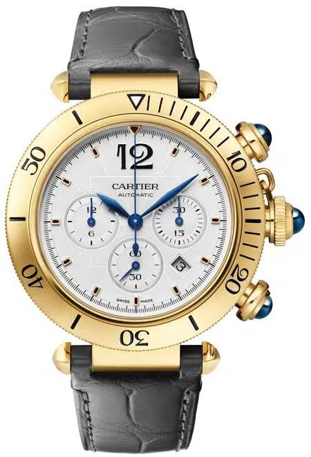 450glb2 Pasha de Cartier Chronograph