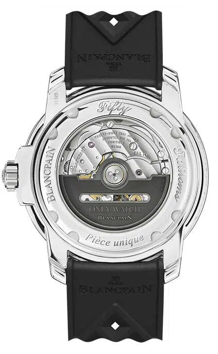 450rs Blancpain Tribute to Fifty Fathoms No Rad für Only Watch