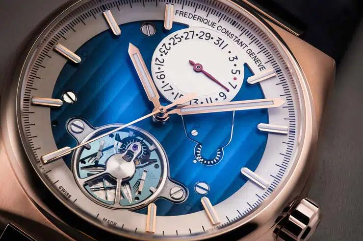 740.1 Frederique Constant Highlife Monolithic Manufacture Only Watch