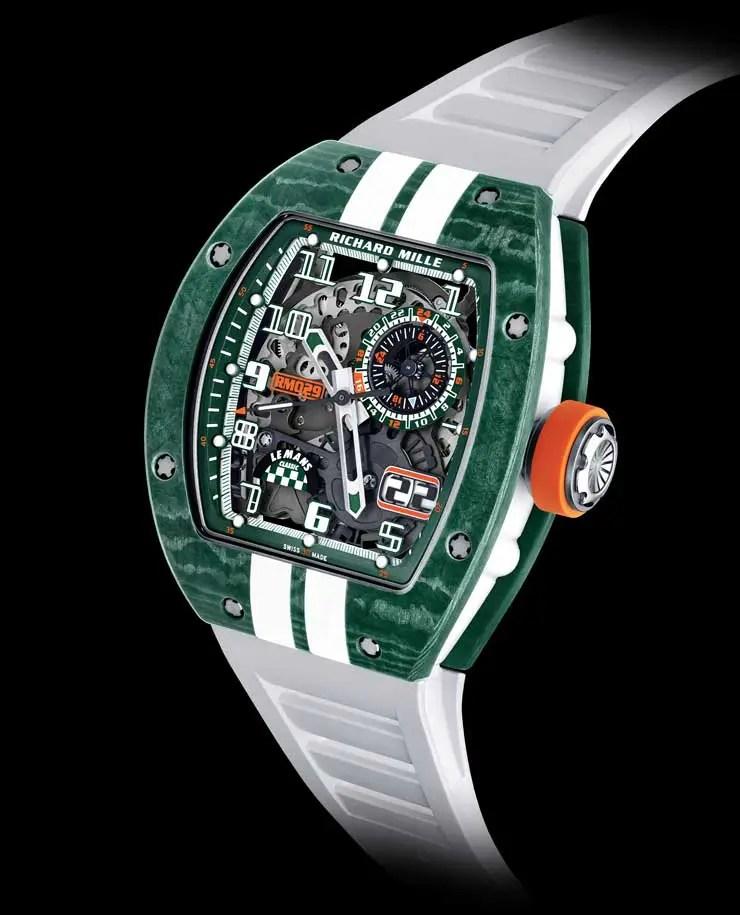 740.1 Richard Mille RM 029 Automatic Le Mans Classic