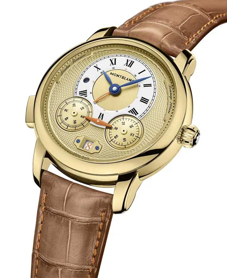 740.2 Montblanc Star Legacy Nicolas Rieussec Chronograph Only Watch