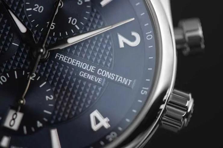 740 Frederique Constant Runabout Chronograph Automatic