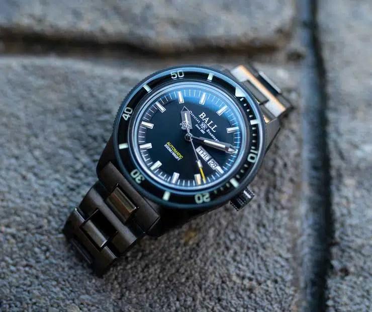 740.3 Ball Watch Engineer II Skindiver Heritage