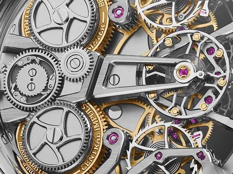 740.3 Bernhard Lederer Zentraler Impulschronometer