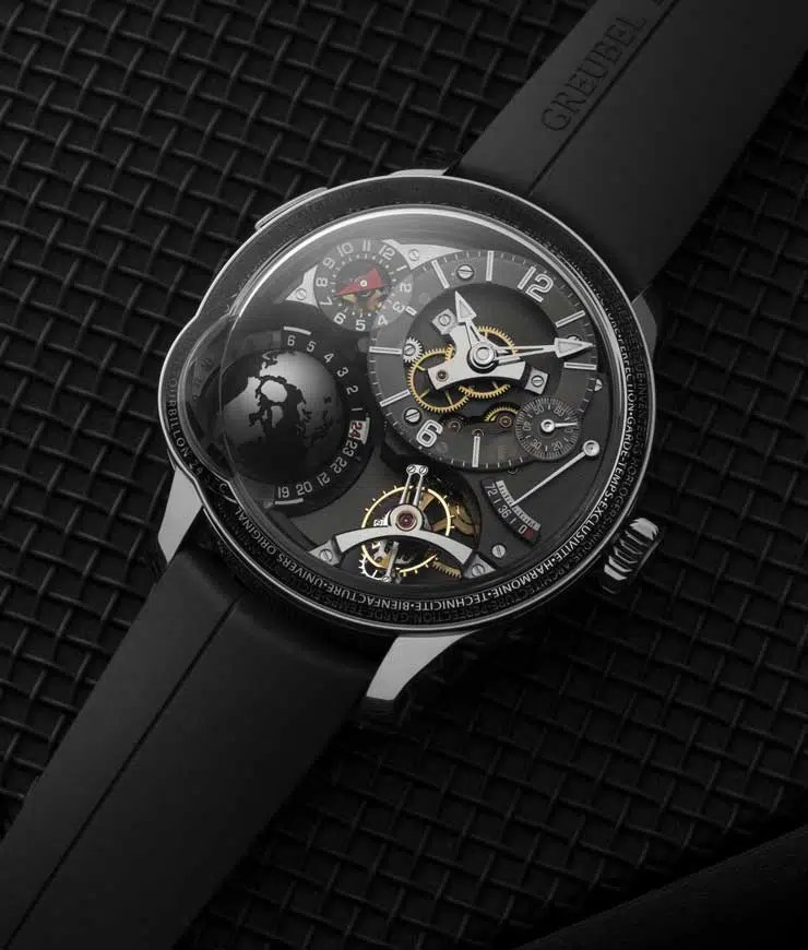 740.a Greubel Forsay GMT Earth final edition