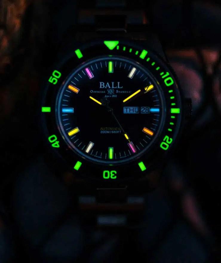 740.Ball Watch Engineer II Skindiver Heritage