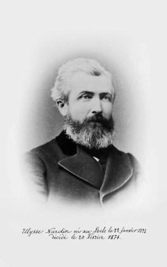 portrait of ulysse nardin (january 22, 1823 february 20, 1876)