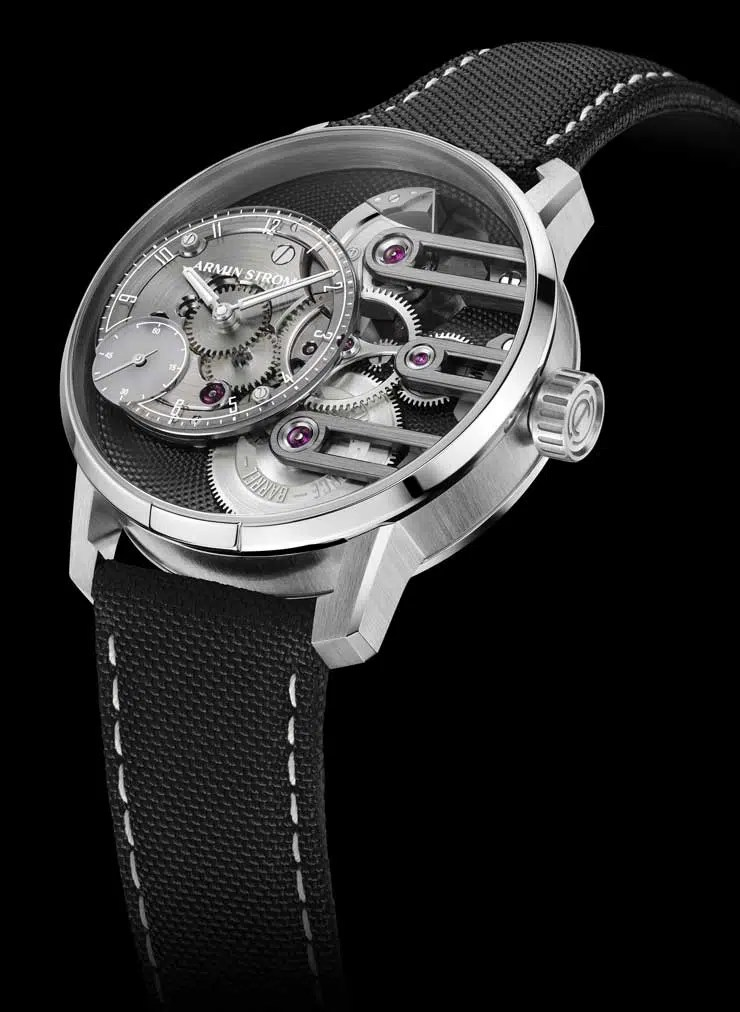 740.1 Armin Strom Gravity Equal Force Ultimate Sapphire