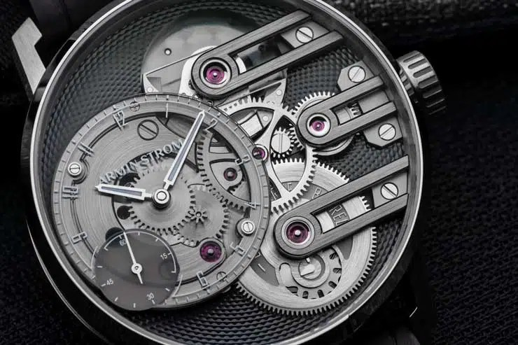 740.3Armin Strom Gravity Equal Force Ultimate Sapphire