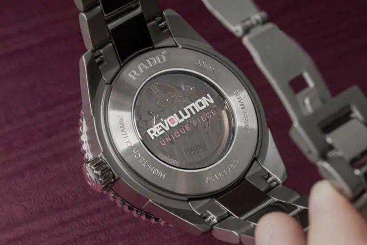"""740.rs Rado Captain Cook High-Tech Ceramic """"The Pink Dial Project"""""""