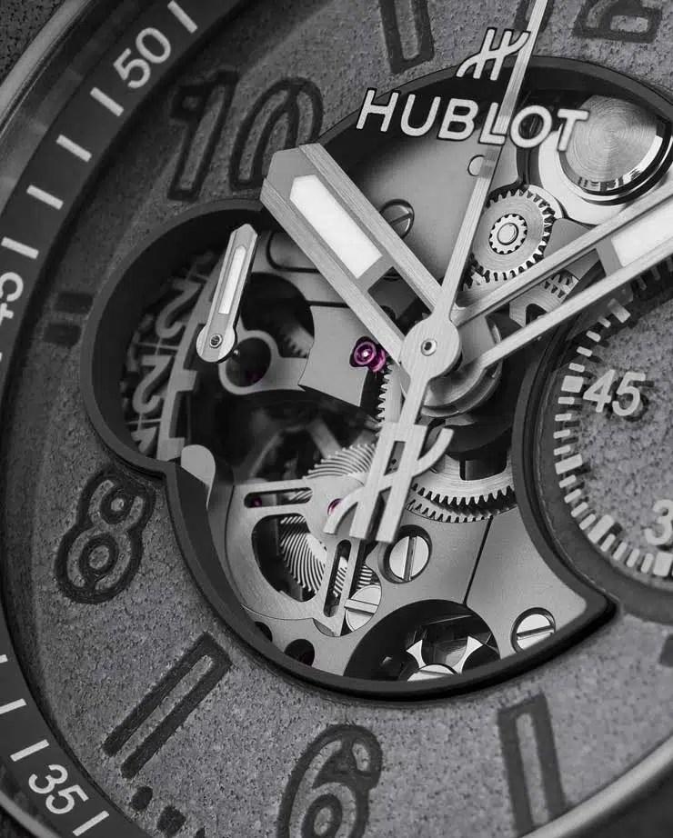 740 5 421.Big Bang Unico Berluti Aluminio