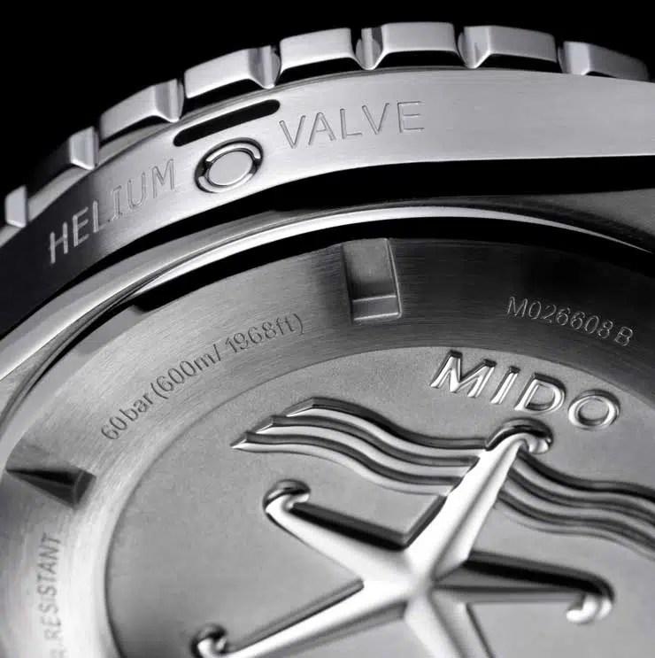 740.2 Mido Ocean Star 600 Chronometer