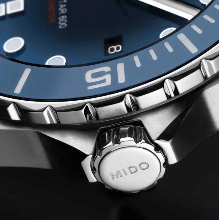 740.3 Mido Ocean Star 600 Chronometer