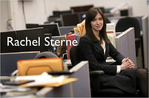 Rachel Sterne