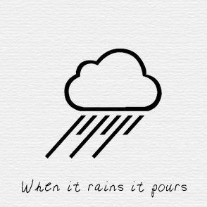 iCloud: Wenn es regnet schüttet es.