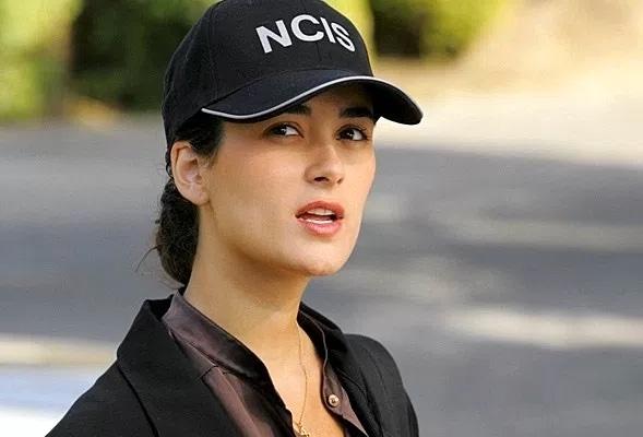 Ziva David (Cote de Pablo ) NCIS.