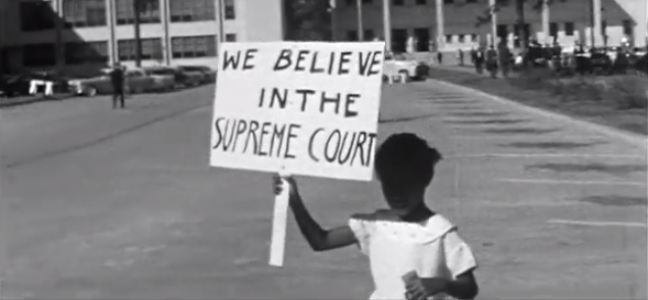 We believe in the supreme court