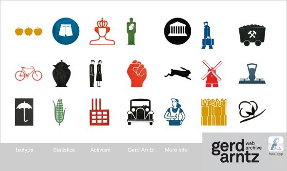 gerd arntz web archive