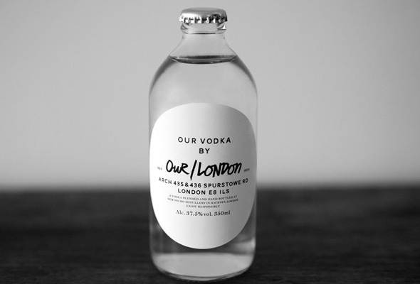 Our/Vodka London Distillery