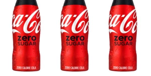 CokaCola Null Zucker