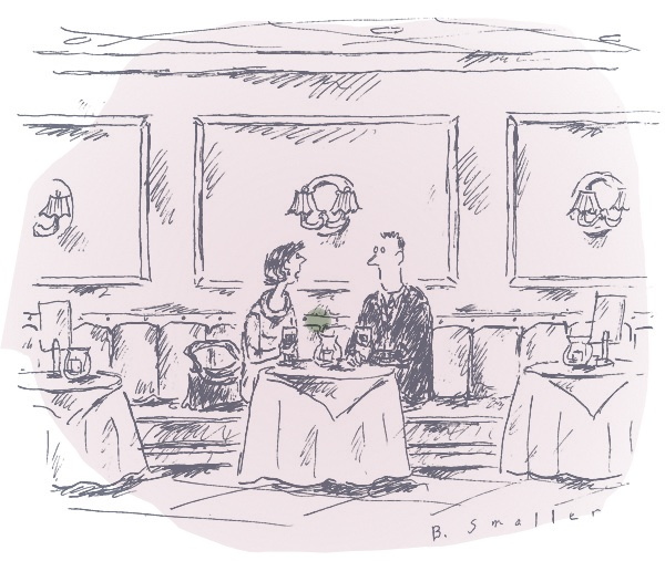 B. Smaller The New Yorker