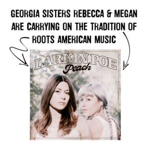Georgia-Schwestern Rebecca & Megan fphren die Tradition der amerikanischen Roots-Musik fort.c