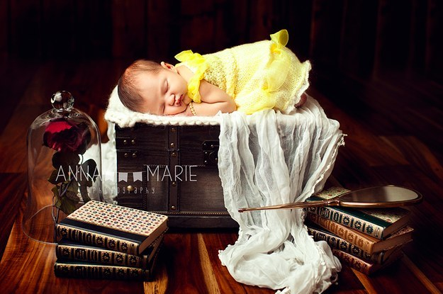 bebe belle et la bete