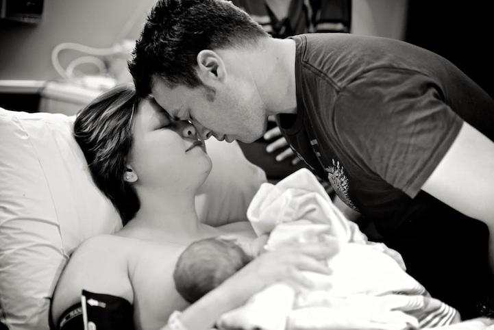 papa maman et bebe