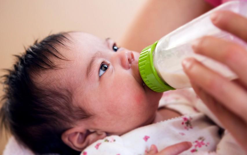 bebe ne veut plus boire de lait que dois je faire