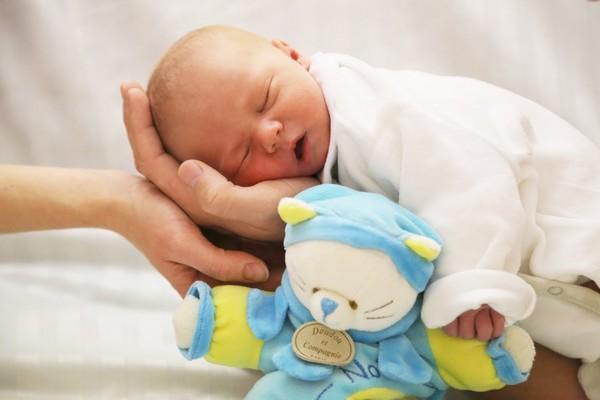 Morgan, né le 21 octobre 2014