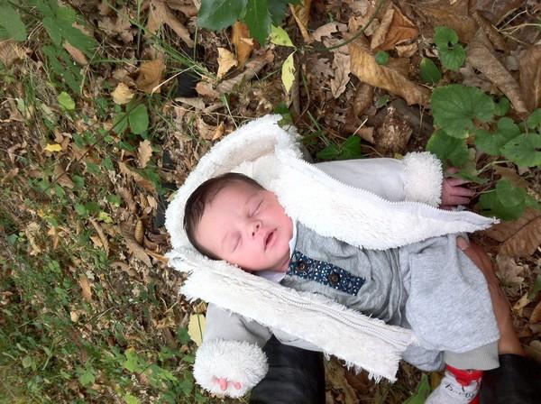 Nolan, né le 17 octobre 2014