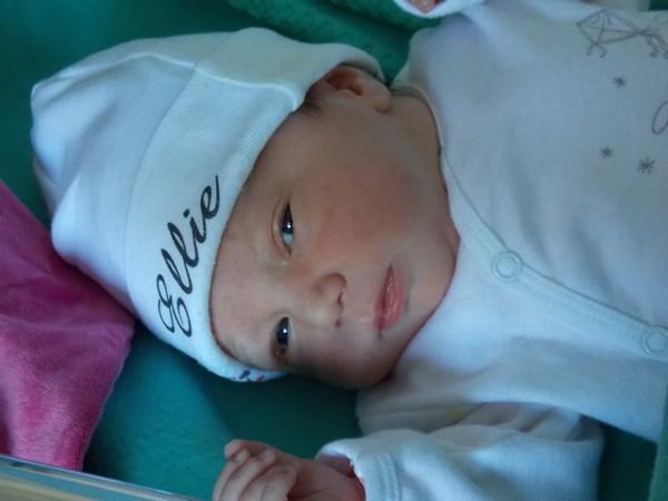 Ellie, née le 18 octobre