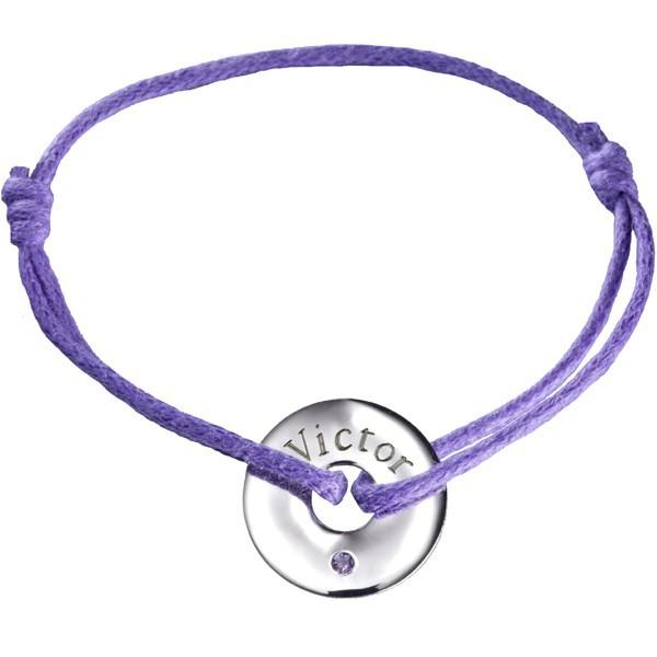Bracelet personnalisable Mini Jeton, Marmottine, à partir de 49€.