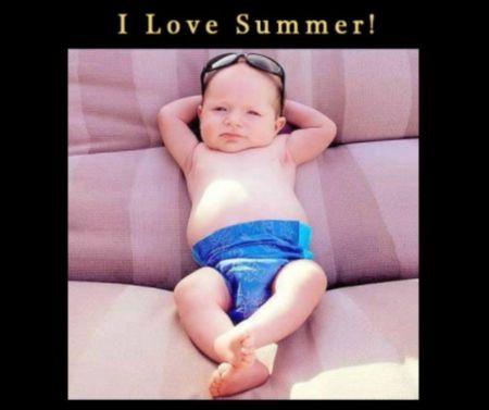 i love summer bebe bronzette