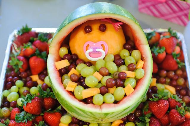 salade de fruits bebe